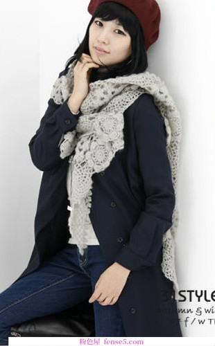 韩国保暖外套