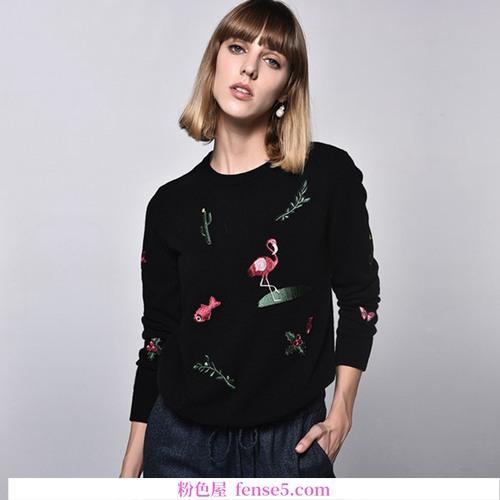 刺绣:染一种春天的颜色,预约一个春天的季节