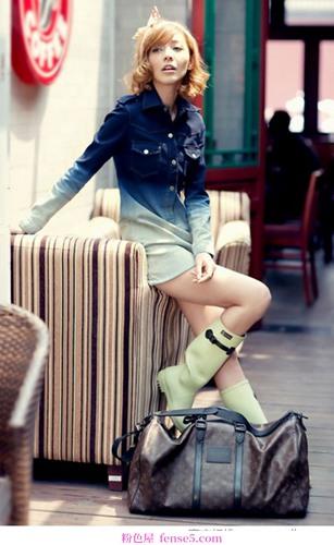 """时尚应该抓住""""新鲜感"""",在这里看""""潮"""""""