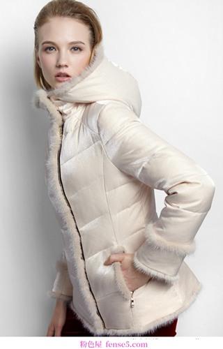较短的外套更有活力