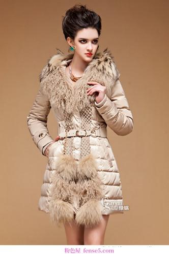 冬季羽绒服轻盈小贴士