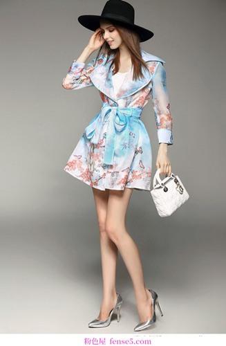 裙子风衣的奇妙体验