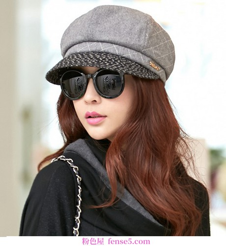 这顶帽子太棒了