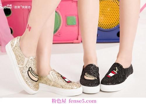 乐福鞋其实有很多种