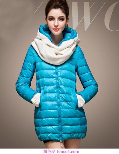 一条小围巾给你很大的温暖