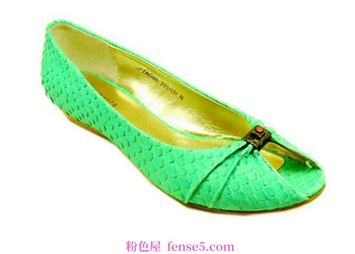 2007年春季女装鞋的九大亮点