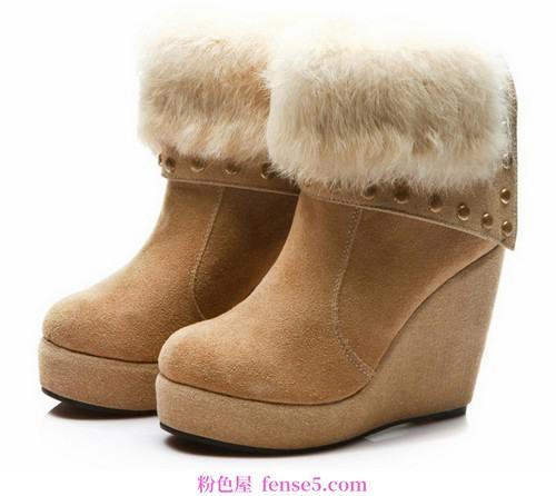 靴子更高,选择更多