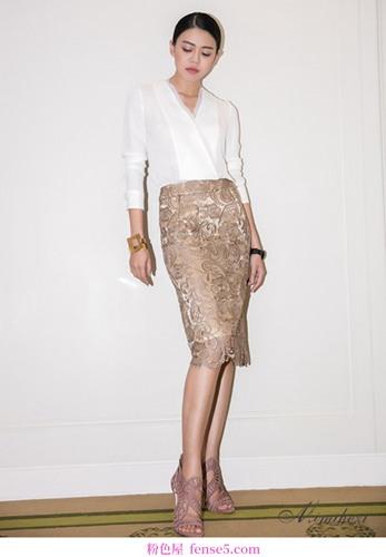 拯救残缺的腿型,变得不朽美丽,换上超短裙