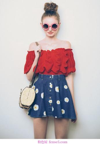 轻便时尚的夏季必备单品
