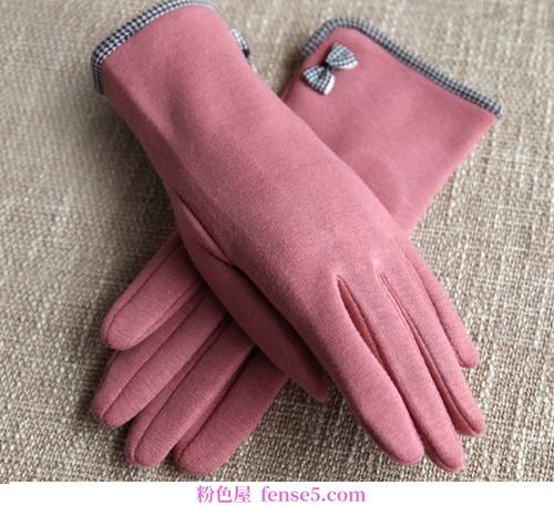 纤细的手安全度过冬天
