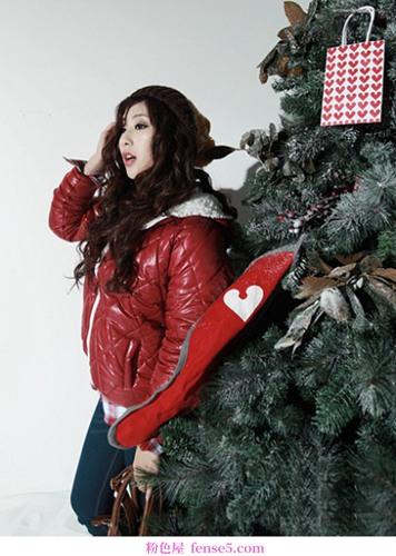 圣诞节如何穿衣