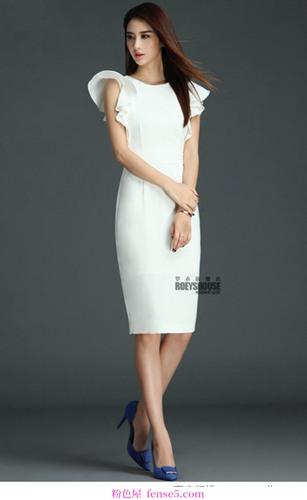 小白裙不仅是仙女